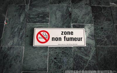 SNCB : vers des quais non-fumeurs !